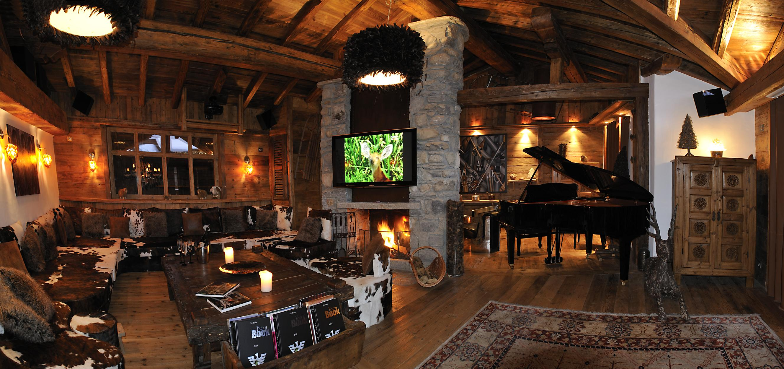 Consensio\'s new Chalet Marco Polo: possibly the most luxurious ...